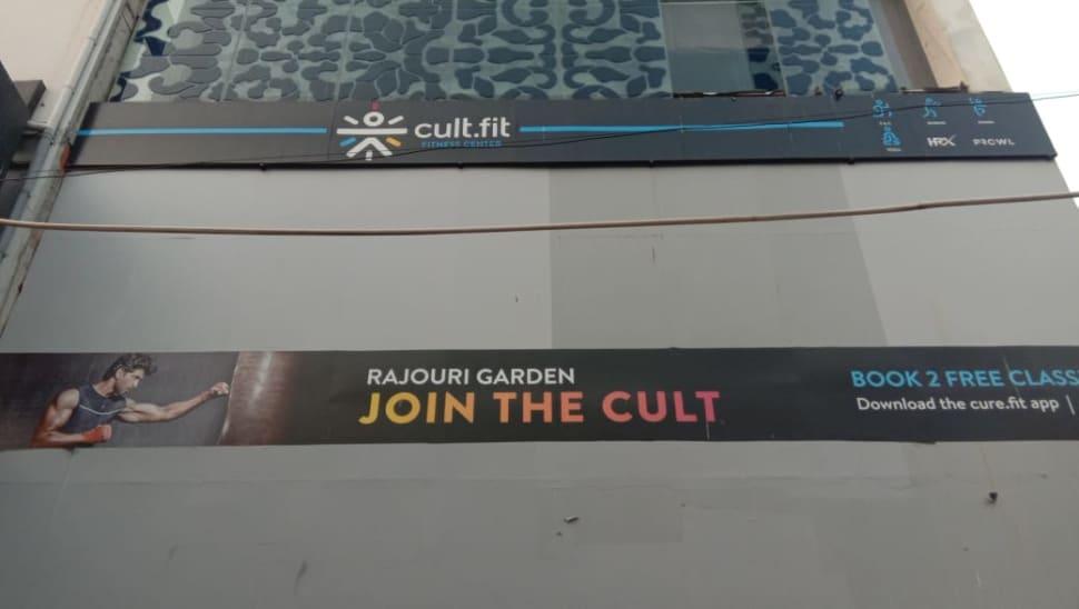 cult.fit Gym in Rajouri Garden Workout Center