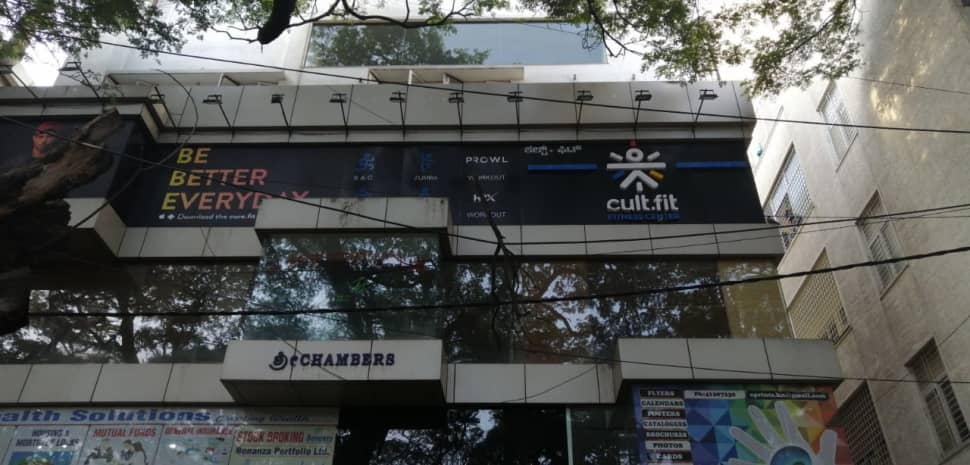 cult.fit Gym in Basavanagudi Workout Center
