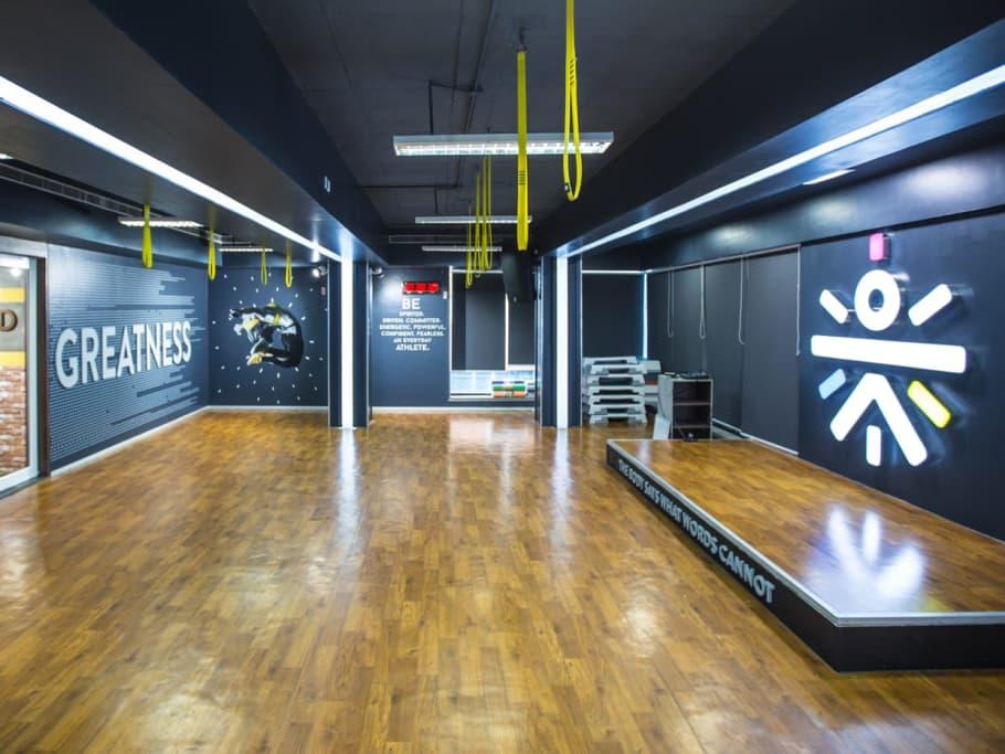 cult.fit Gym in Tribe Indiranagar Workout Center