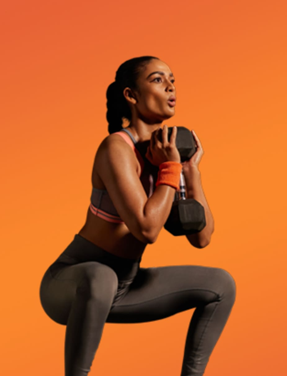 Lower Body Dumbbell Workouts
