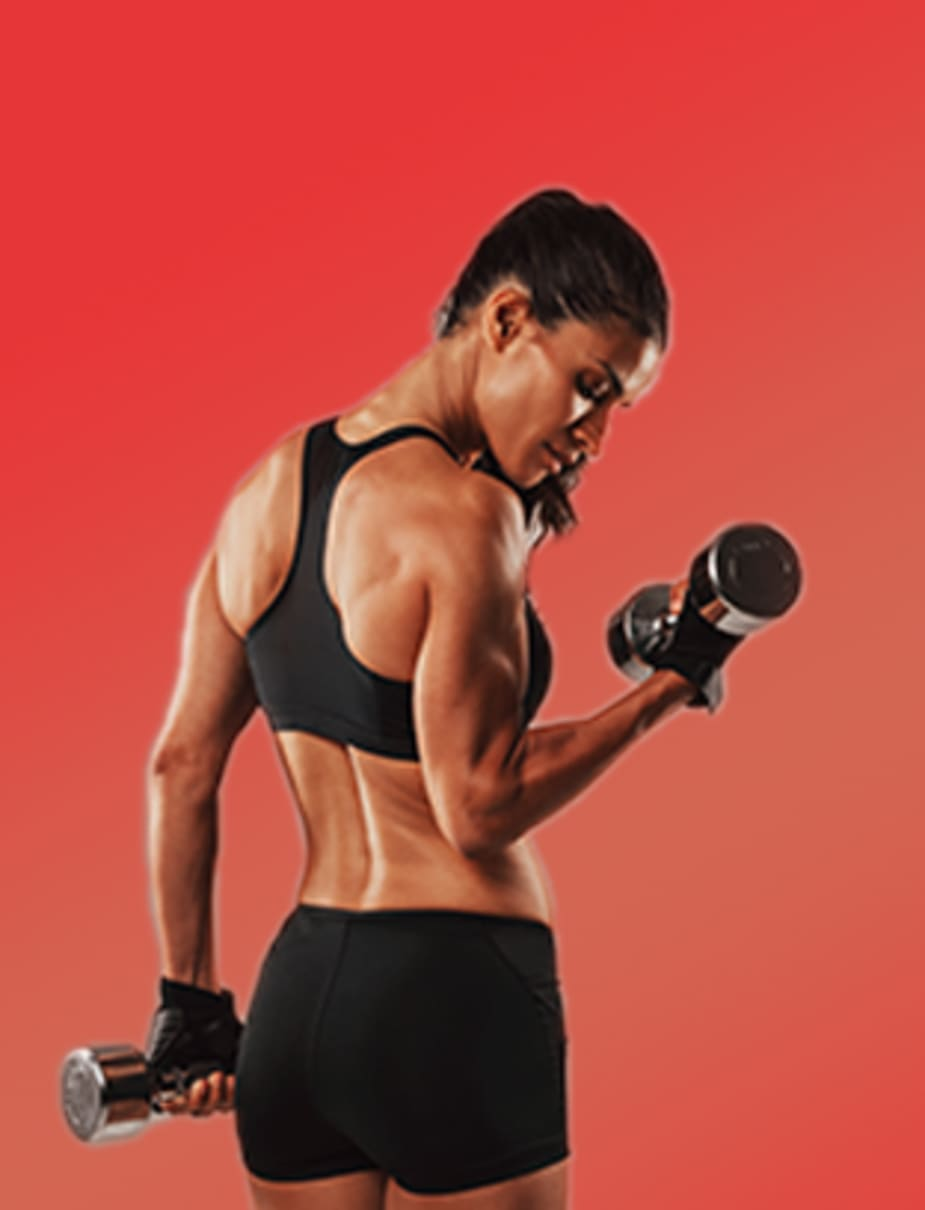Upper Body Dumbbell Workouts