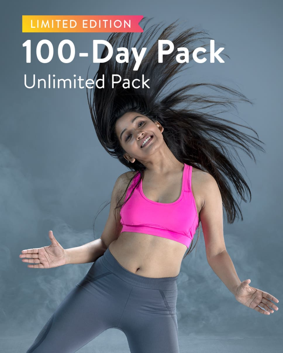 cult.fit Gym WorkOut 100 Days Unlimited Pack