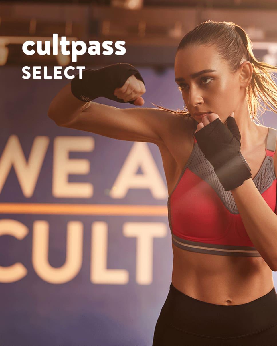 cult.fit Gym WorkOut 12 Months cultpass SELECT Pack