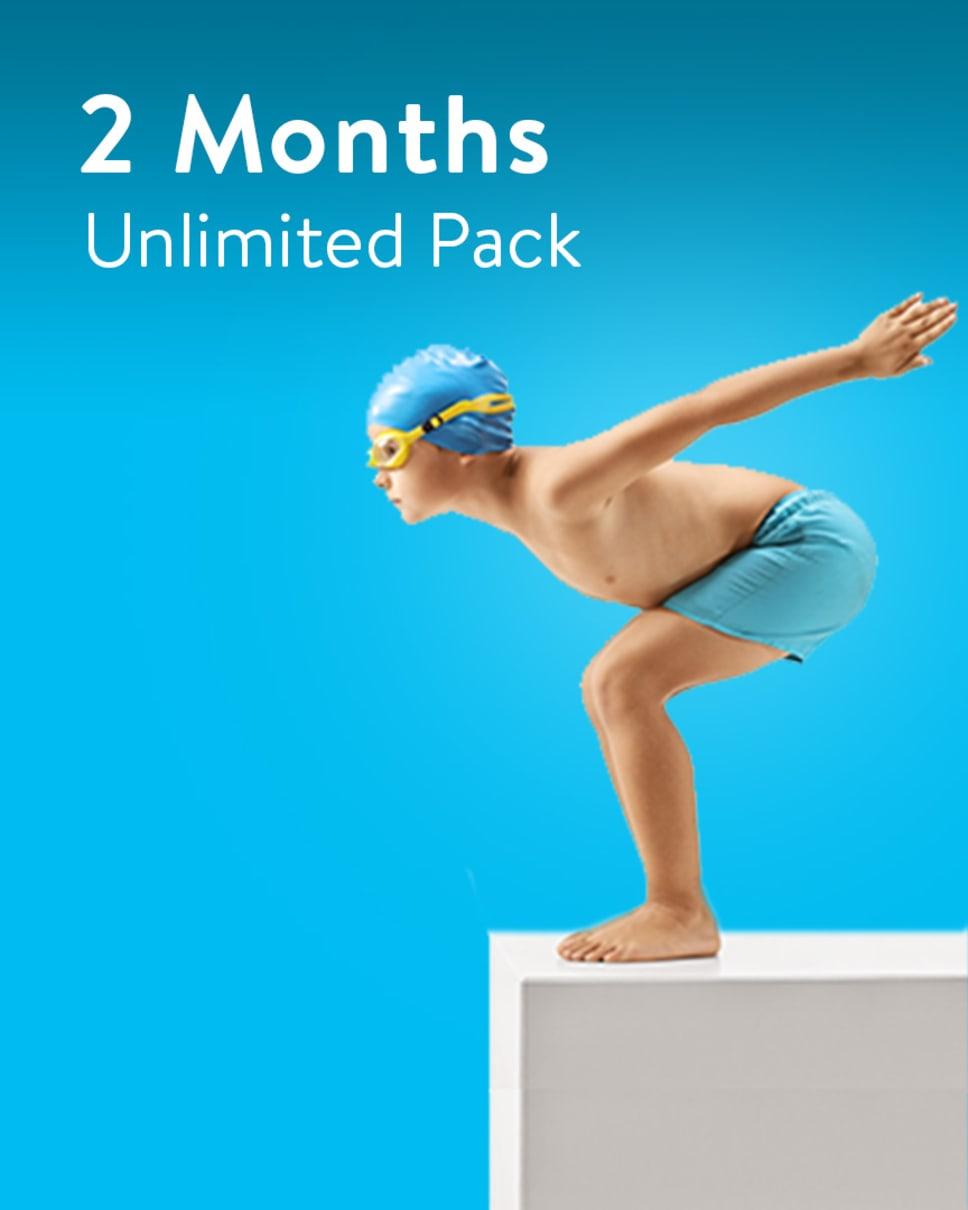 cult.fit Gym WorkOut 2 Months Cult Junior Pack Pack