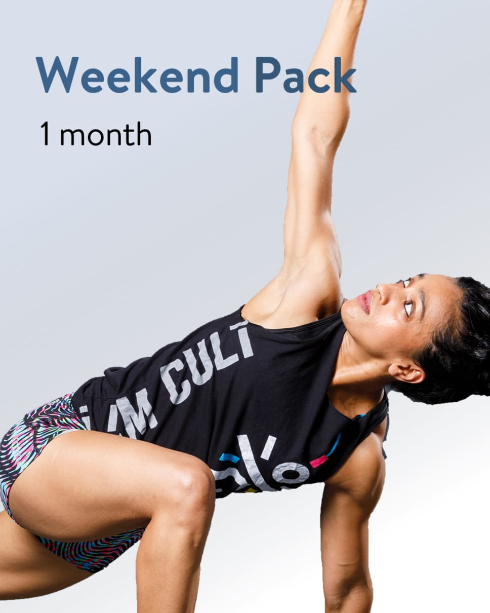 cult.fit Gym WorkOut Weekend Unlimited Pack