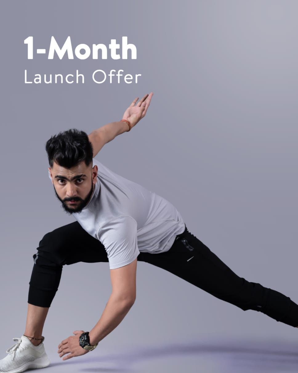 cult.fit Gym WorkOut 1 Month Launch Offer Pack