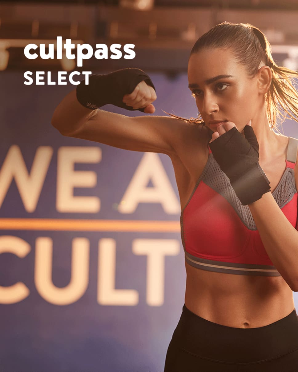 cult.fit Gym WorkOut 3 Month Select - Launch Offer Pack