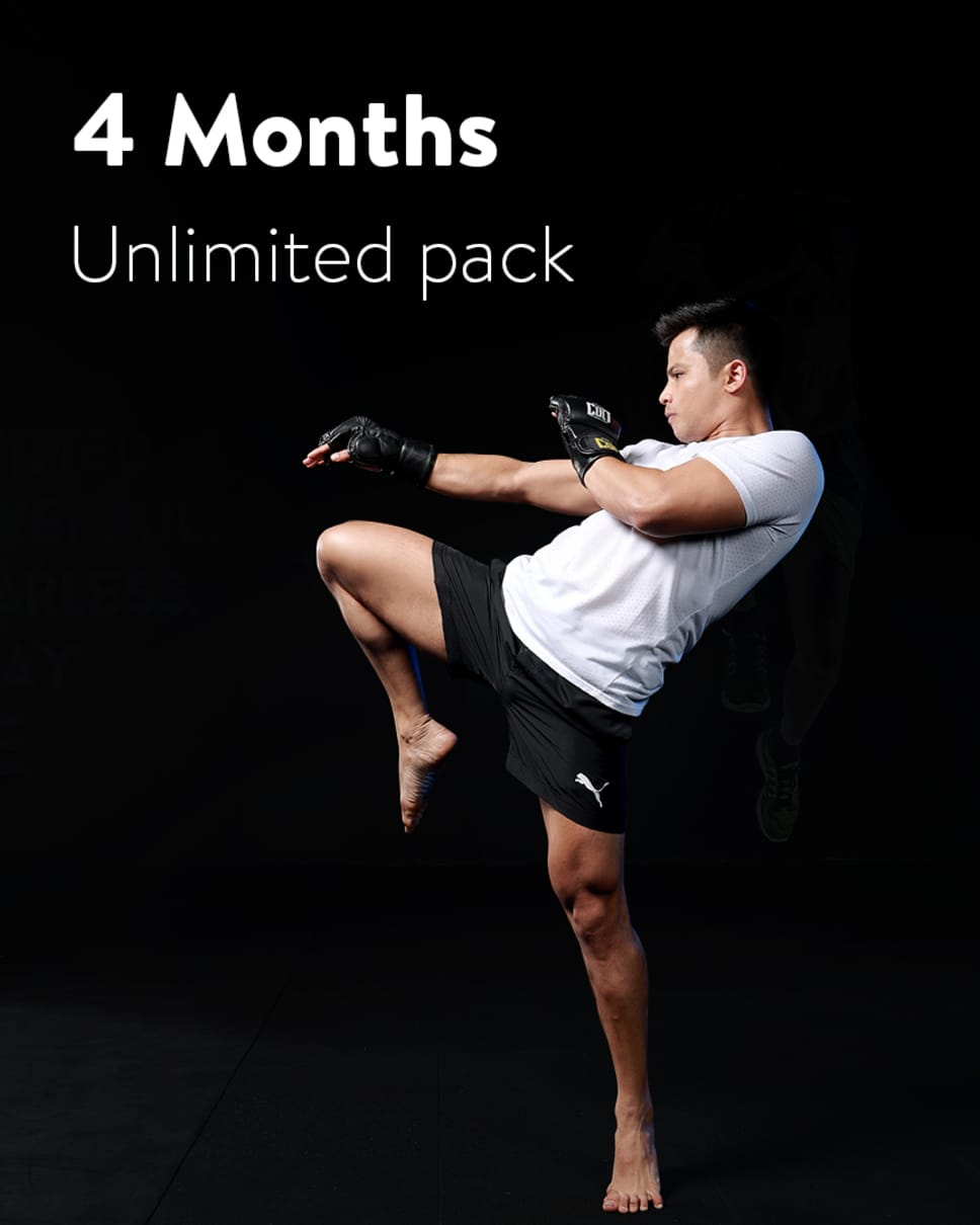cult.fit Gym WorkOut 4 Month Unlimited Pack