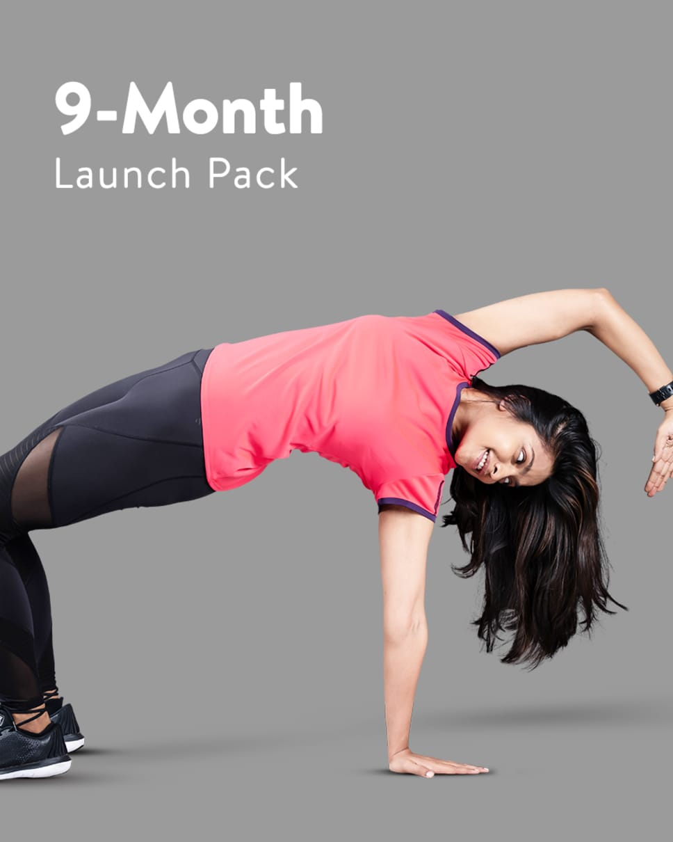 cult.fit Gym WorkOut 9 Month Select - Launch Offer Pack