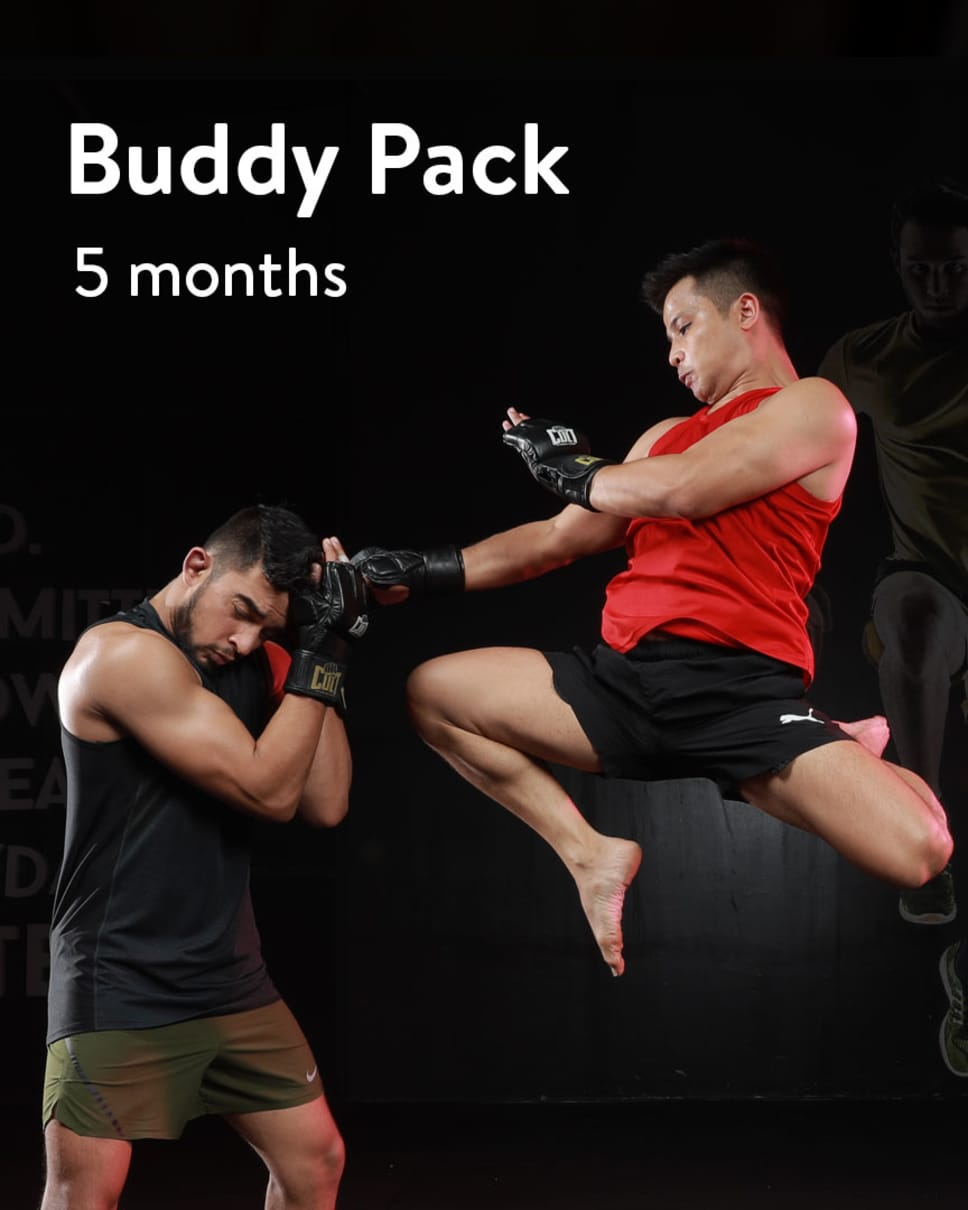 cult.fit Gym WorkOut 5 Month Buddy Pack Pack