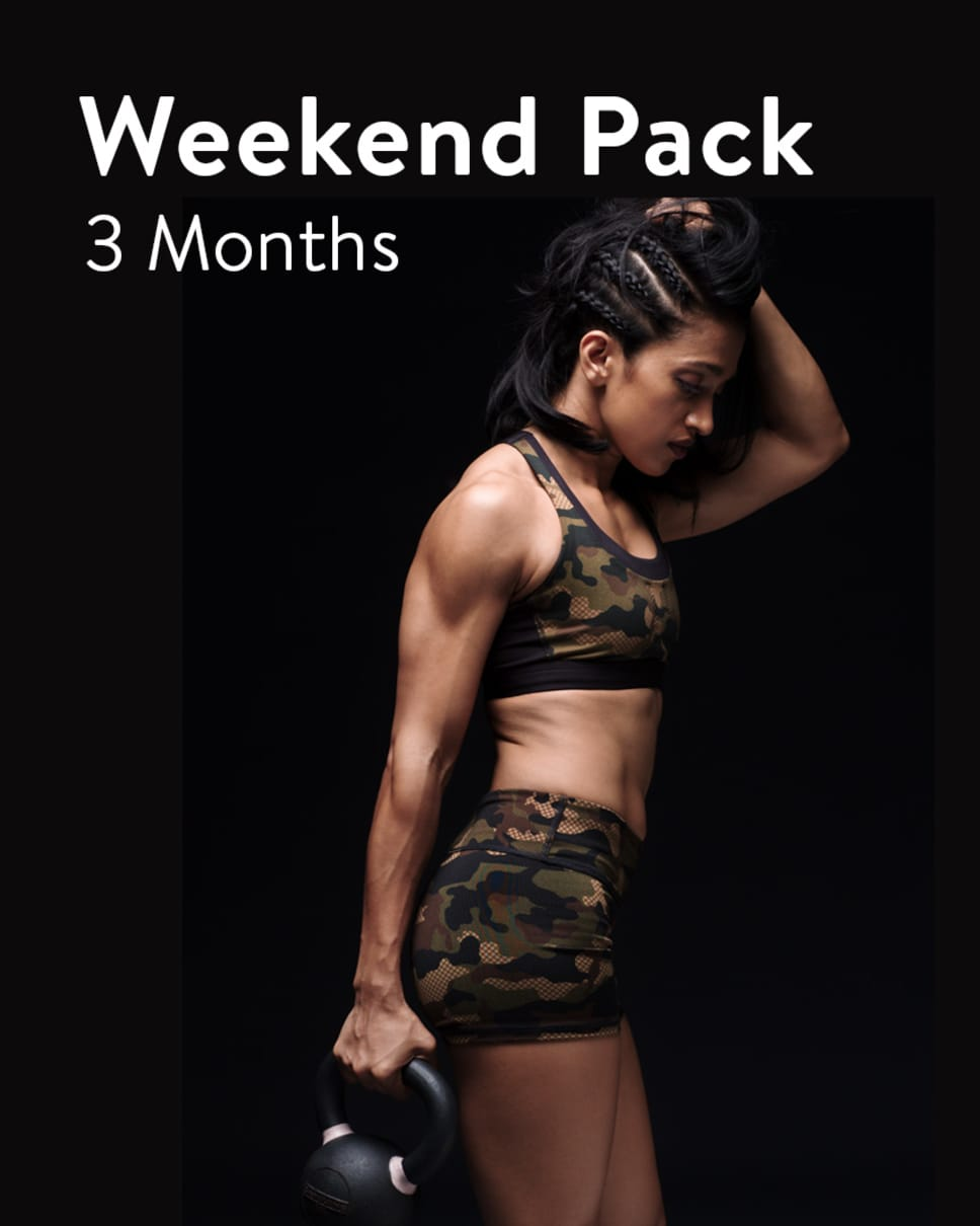 cult.fit Gym WorkOut 3 Months Weekend Unlimited Pack