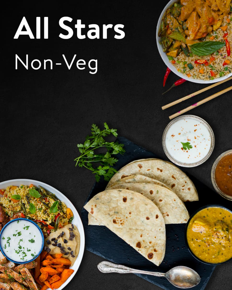All Stars Non-Veg Homely Meals Subscription at Eat.fit