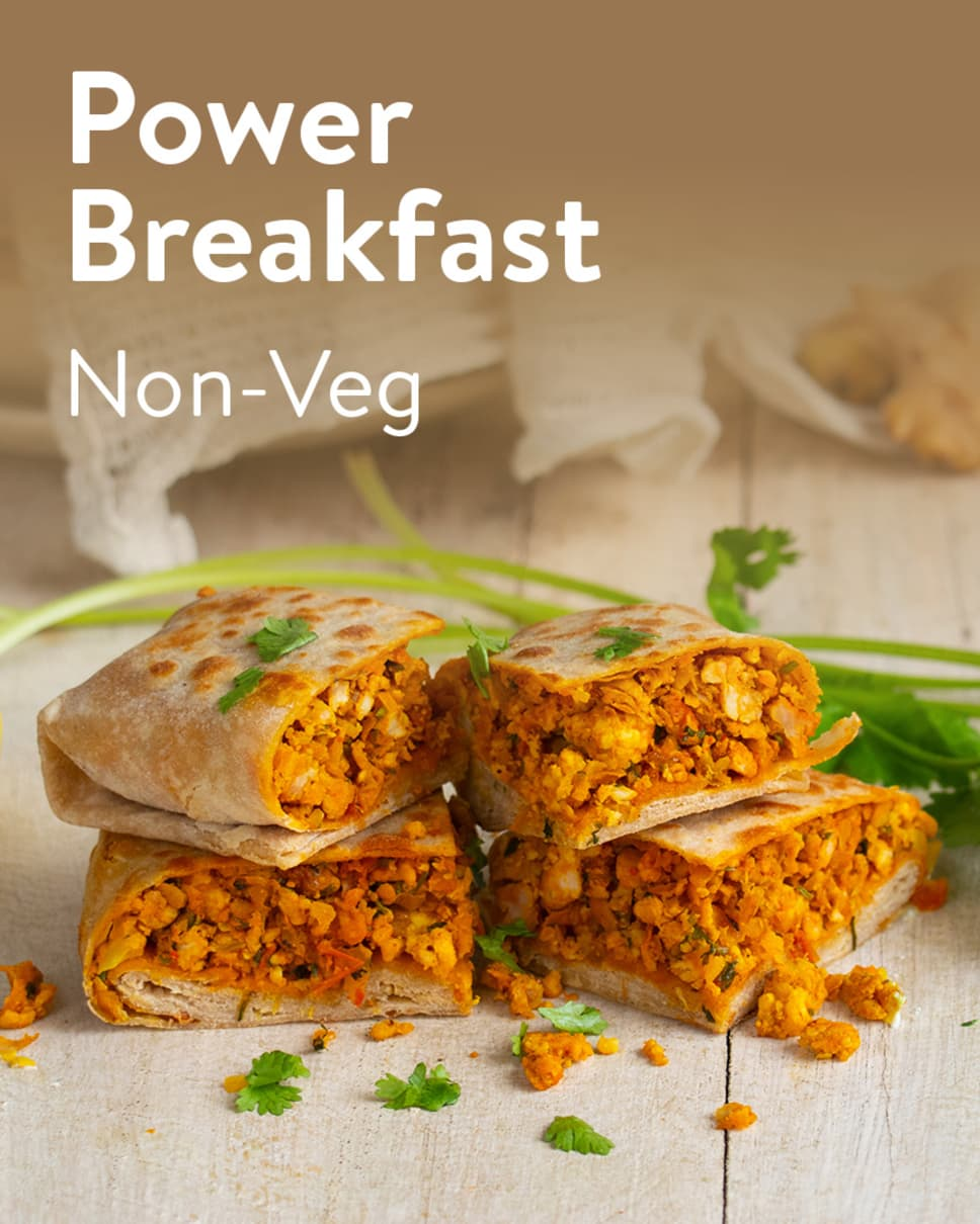 Power Breakfast Non-Veg Homely Meals Subscription at Eat.fit
