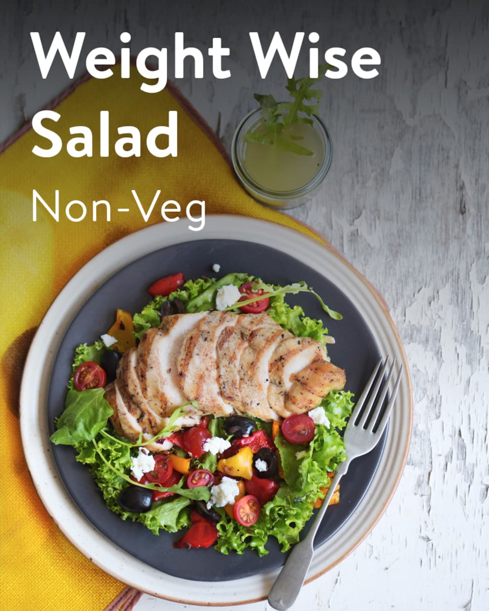 Weight Wise Salad Non-Veg Homely Meals Subscription at Eat.fit