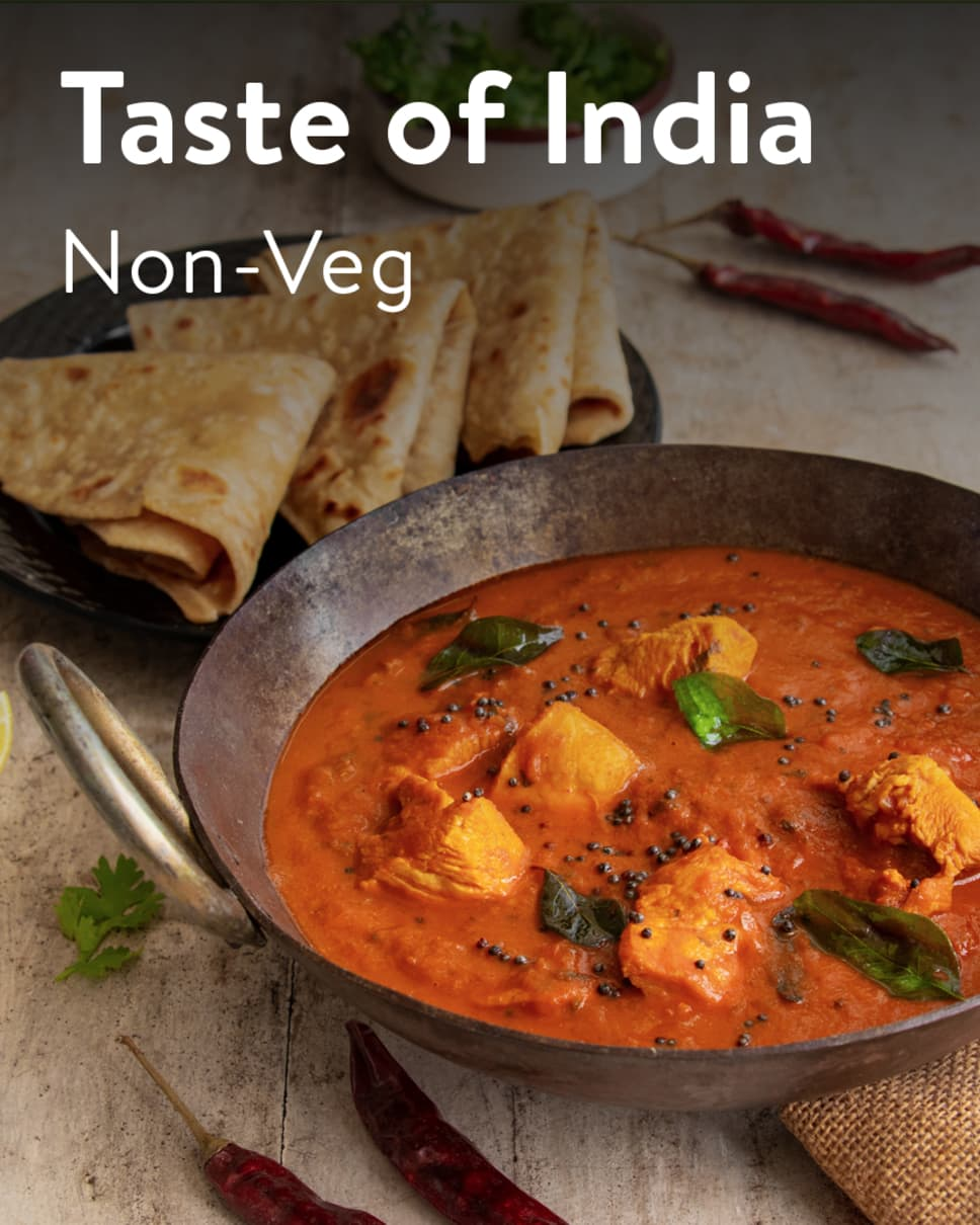 Taste of India Non Veg Homely Meals Subscription at Eat.fit