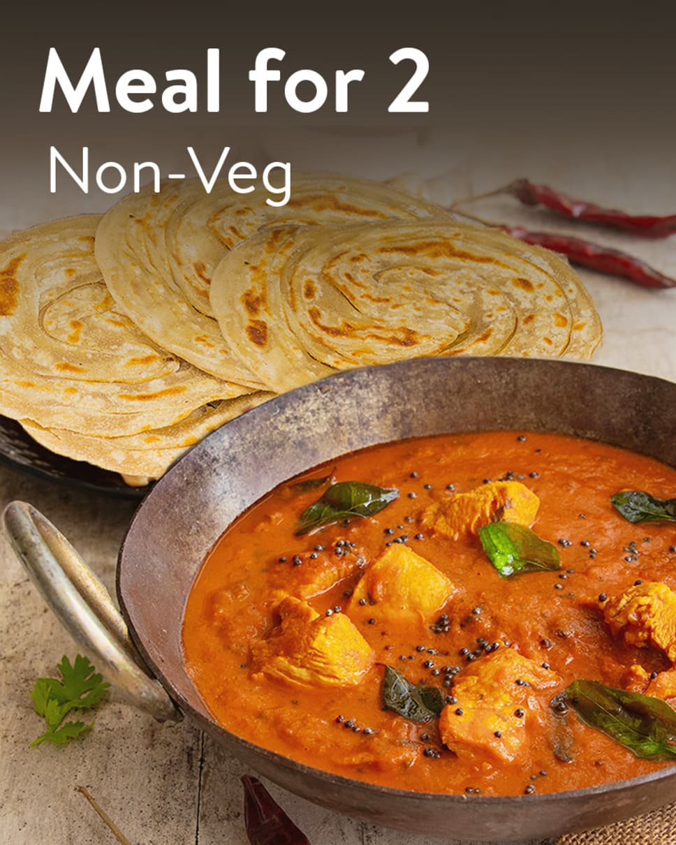 Meal for 2 Non-Veg Homely Meals Subscription at Eat.fit