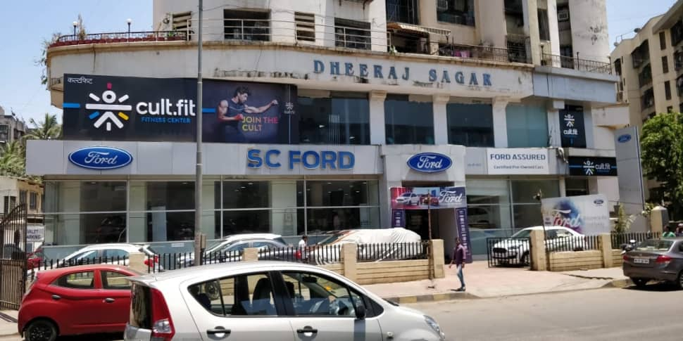cult.fit Gym in Malad Workout Center