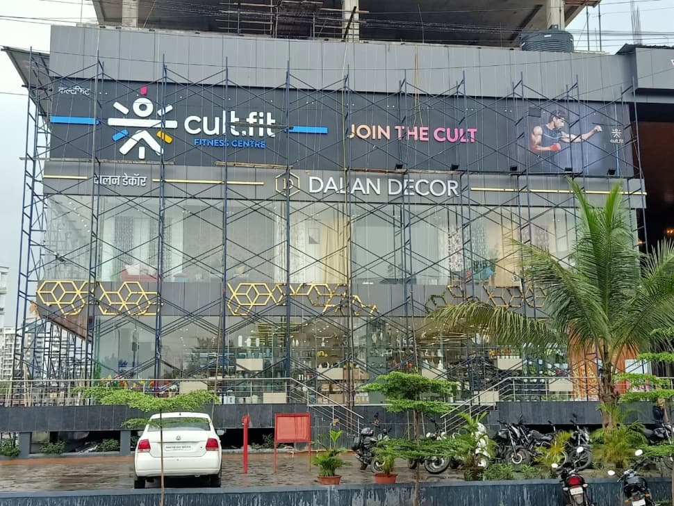 cult.fit Gym in Wakad Workout Center