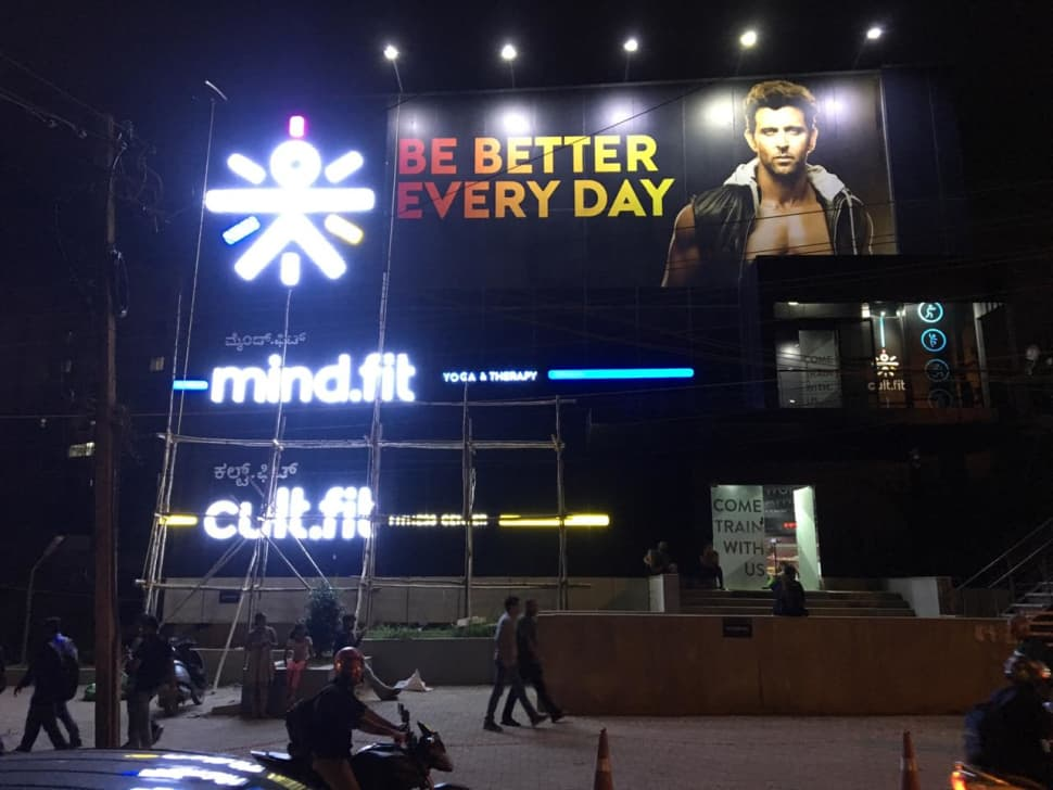 cult.fit Gym in Bellandur Workout Center