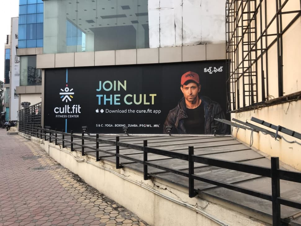 cult.fit Gym in Kukatpally Workout Center