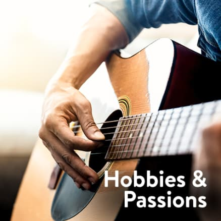 Hobbies & Passion