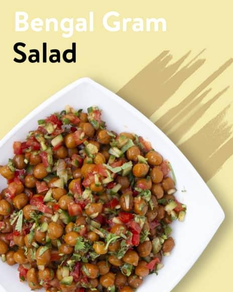 Bengal Gram Salad