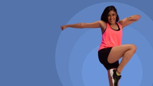 Beginner Cardio Dance