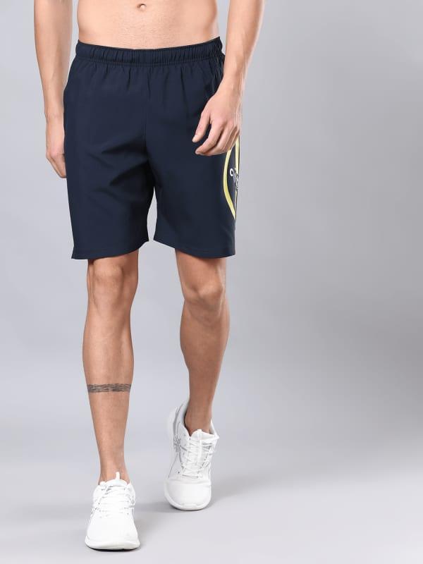 Vital Ring Navy Shorts