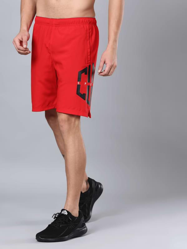 Vital Hexo Red Shorts
