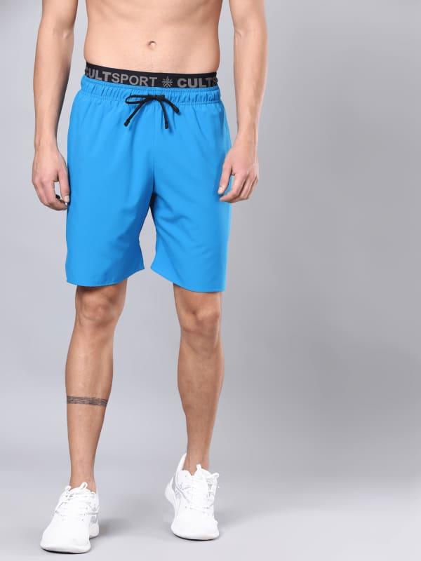 Vital Crux Blue Shorts