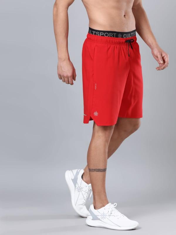Vital Crux Red Shorts