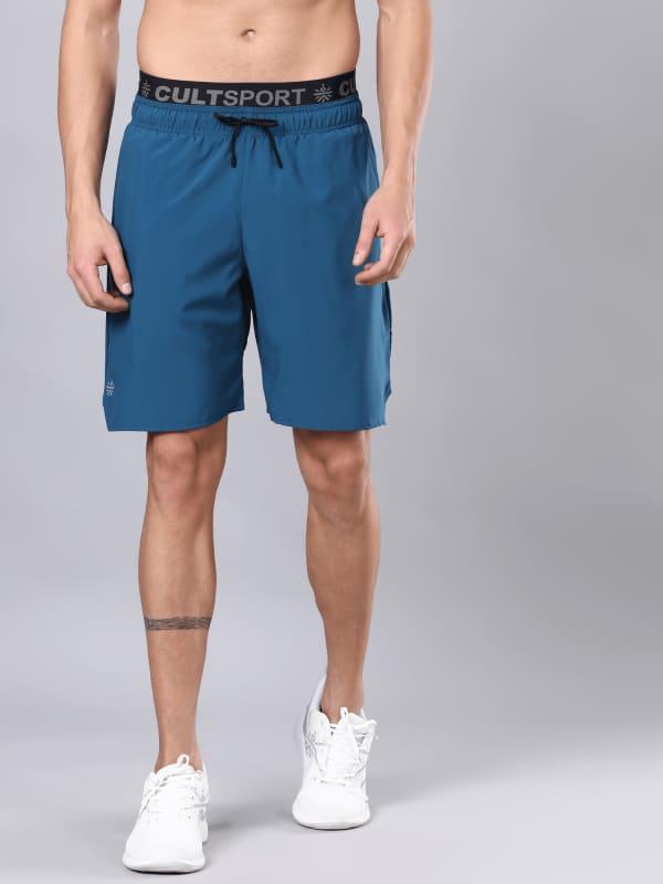 Vital Crux Teal Shorts
